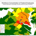 Federal Workforce Concentration