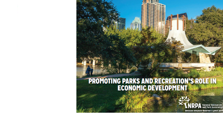 Promoting Parks and Recreation's Role in Economic Development