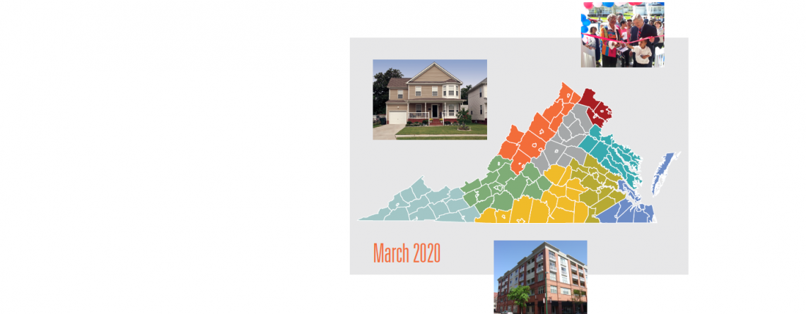 Economic and Programmatic Impacts of Virginia Housing